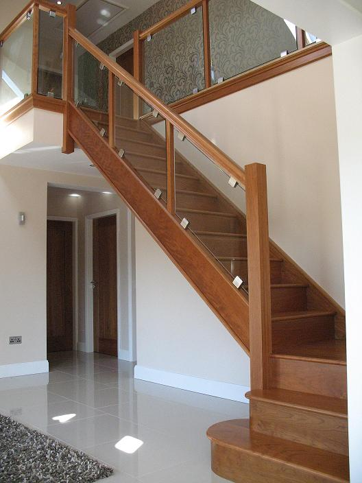 Stairs Donegal Modern Traditional Staircases Doors
