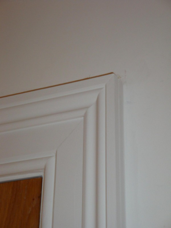 Mouldings donegal skirting architrave hockey stick for Door architrave